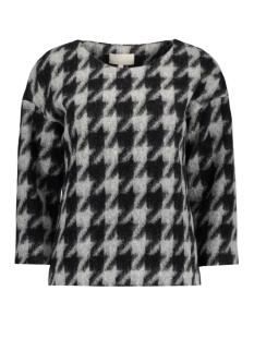 InWear Trui Brandi Top 30101675 10080 Medium Grey Melange