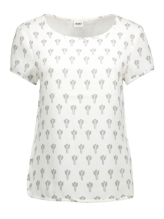 Object T-shirts OBJNILLE S/S TOP A 23021021 White