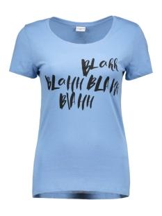 jdygin s/s print top 07 jrs 15118087 jacqueline de yong t-shirt allure/blah