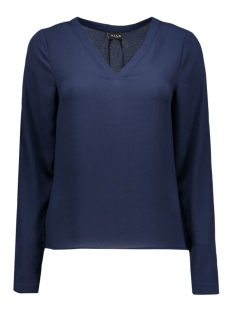VIREMEMBER L/S TOP-NOOS 14036047 Total Eclipse