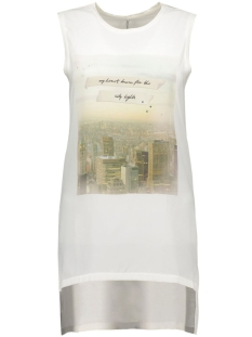 onllook s/l new/city top box ess 15123847 only top cloud dancer/city