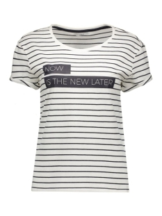 onlmedea s/s trend/now top box ess 15123846 only t-shirt cloud dancer/now