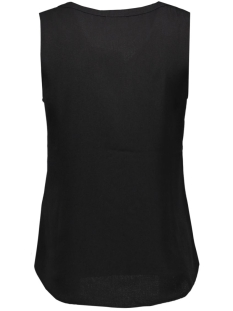 vmnew joan s/l top 10162377 vero moda top black