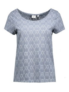 Object T-shirts OBJFRANCIS MARIE S/S TOP .I 87 23023187 Stormy Weather