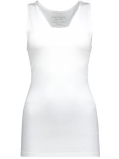 Pieces Top PCHOLLY BOXER TOP NOOS 17070368 Bright White