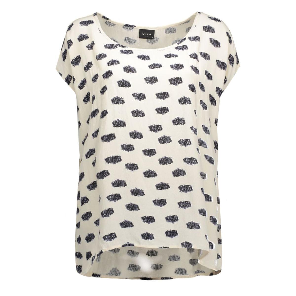 vilenas t-shirt 14037485 vila t-shirt pink tint/folkstone