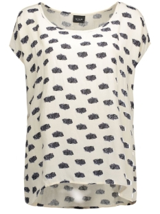 Vila T-shirt VILENAS T-SHIRT 14037485 Pink Tint/Folkstone