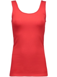 onllive love tank top noos 15095808 only top true red