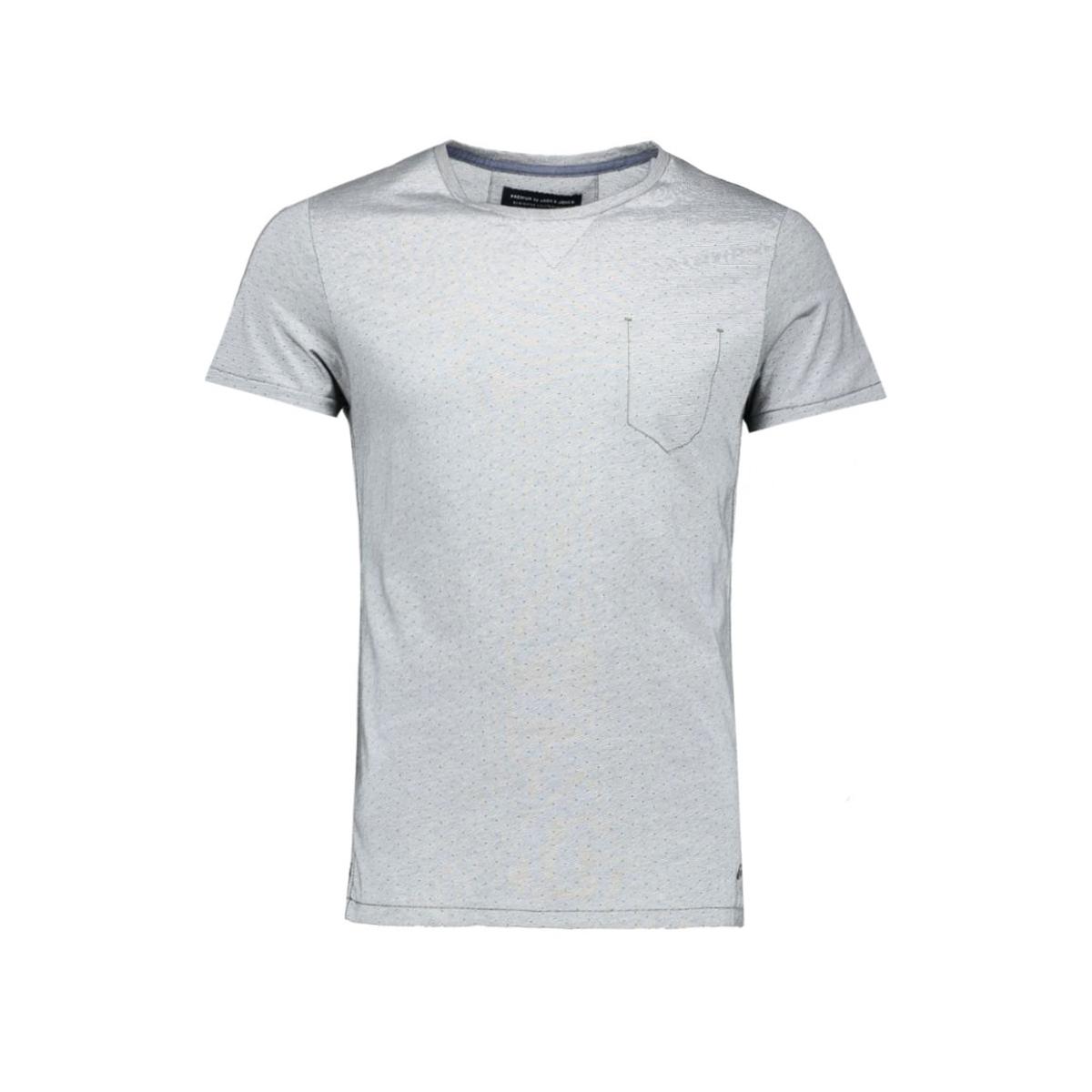jjprjack tee ss crew neck 12105309 jack & jones t-shirt urban chic
