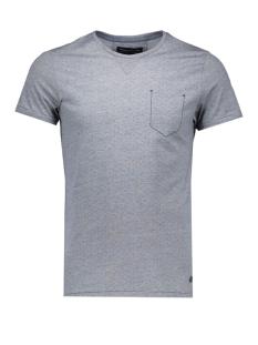 jjprjack tee ss crew neck 12105309 jack & jones t-shirt navy blazer