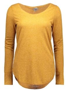 Vero Moda T-shirt VMLUA LS TOP NOOS 10158658 Cathay Spice