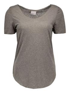 Vero Moda T-shirt VMLUA SS TOP NOOS 10149900 Beluga