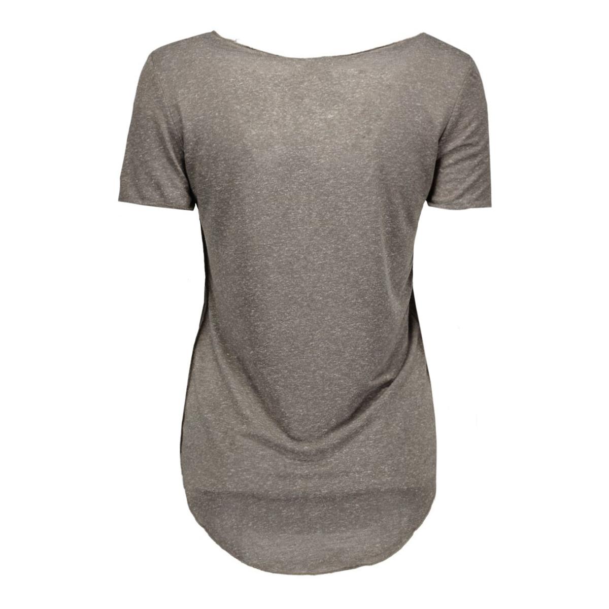 vmlua ss top noos 10149900 vero moda t-shirt beluga