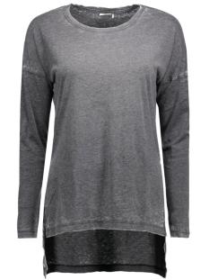 jdyburn l/s tunic jrs 15118027 jacqueline de yong t-shirt black