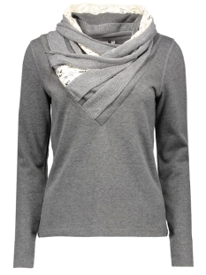 OBJTAMMY PULLOVER 87 DIV 23023649 Medium Grey Melange