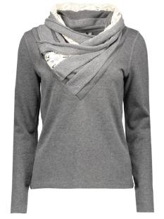 Object Sweater OBJTAMMY PULLOVER 87 DIV 23023649 Medium Grey Melange