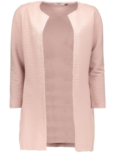 onlLECO 7/8 LONG CARDIGAN JRS NOOS 15112273 Adobe Rose