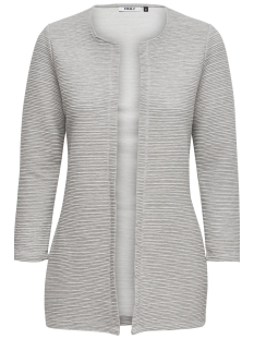 Only Vest onlLECO 7/8 LONG CARDIGAN JRS NOOS 15112273 Light Grey Melange