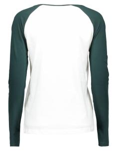nmgradu l/s top 10162628 noisy may t-shirt white/ponderosa