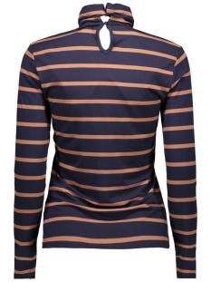 objelona l/s rollneck top 23022840 object t-shirt sky captain