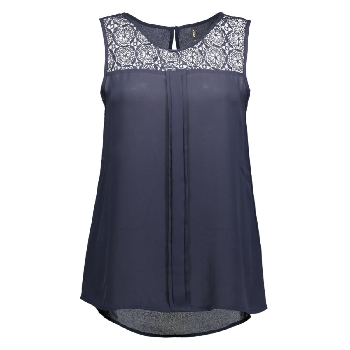 onlvenice s/l lace top wvn 15123343 only top night sky