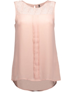 onlVENICE S/L LACE TOP WVN 15123343 Rose Dust