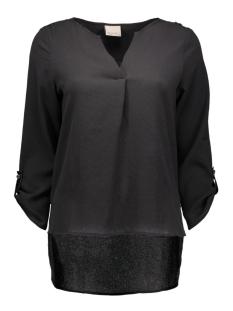 vmsasha 3/4 top a 10161415 vero moda t-shirt black