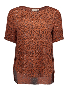InWear T-shirt Gill Top Print 11085 Mini Leopard