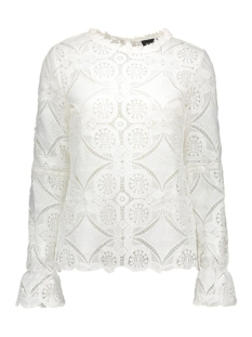 virasmi top 14038494 vila blouse snow white