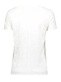 onlbone s/s raw print top box ess3 15129055 only t-shirt cloud dancer/patches