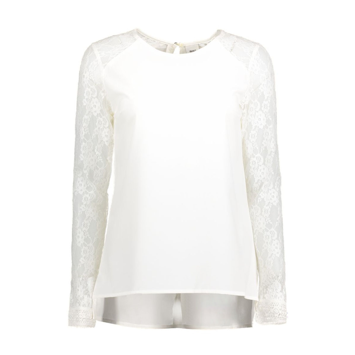 objcam l/s top campaign 23022652 object t-shirt gardenia