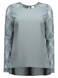 objcam l/s top campaign 23022652 object blouse stormy weather