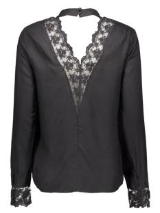 vimeta l/s top 14040191 vila blouse black