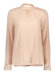 vimeta l/s top 14040191 vila blouse rose dust