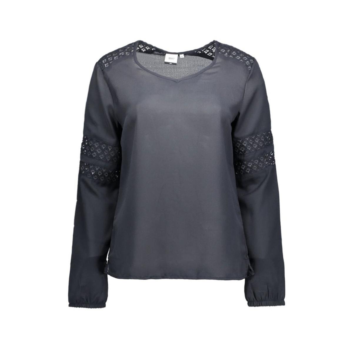 objcasa l/s top 23023149 object blouse sky captain