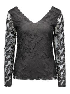 visenna top 14040829 vila t-shirt black