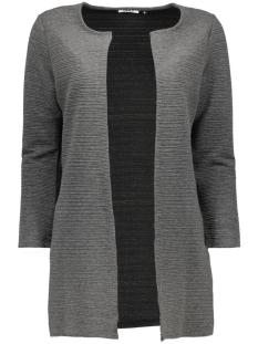 Only Vest onlLECO 7/8 LONG CARDIGAN JRS NOOS 15112273 Dark Grey Melange