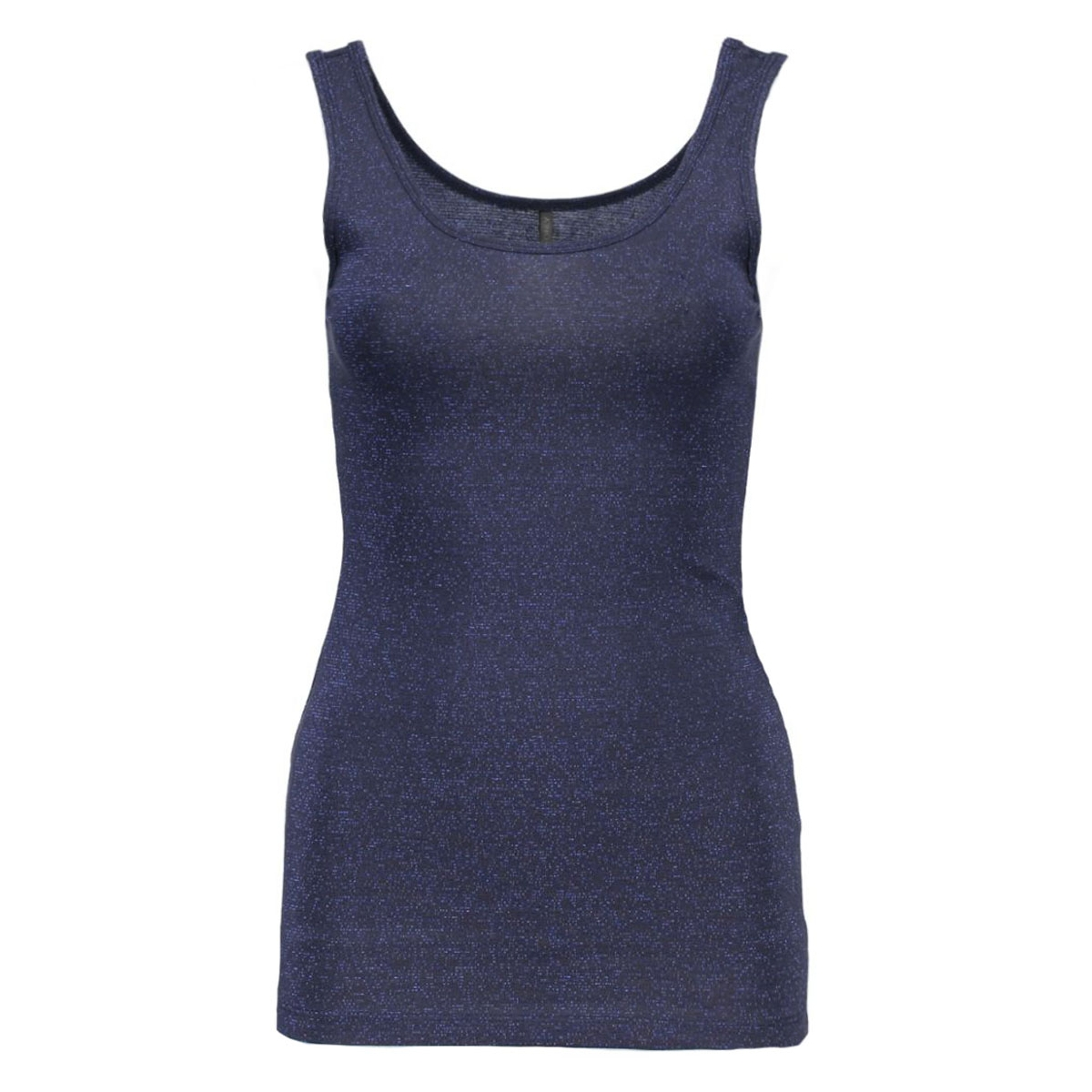 onllive love glimmer tank top noos 15101819 only top night sky/night sky