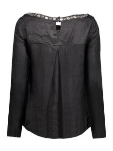 videca l/s boatneck top 14040323 vila t-shirt black