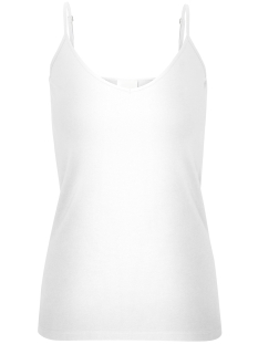VMMAXI MY SOFT V SINGLET NOOS 10152911 Bright White