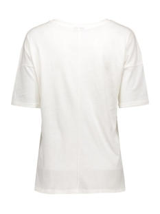 vmlulu printed s/s t-shirt e10 10168739 vero moda t-shirt snow white/ready