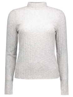 Only Trui onlGREAT RIPENA L/S TOP NOOS JRS 15118720 Light Grey Melange