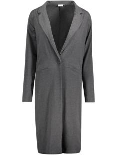 Jacqueline de Yong Vest JDYPRUIT L/S CARDIGAN JRS 15120270 Dark grey melange