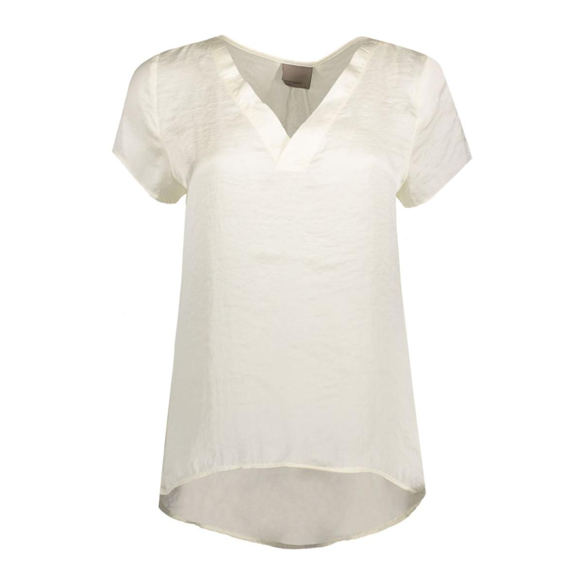 vmhammer cap sleeve midi top a 10165228 vero moda t-shirt snow white