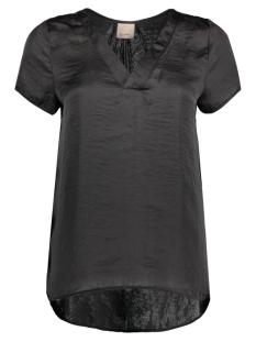 Vero Moda T-shirt VMHAMMER CAP SLEEVE MIDI TOP A 10165228 Black