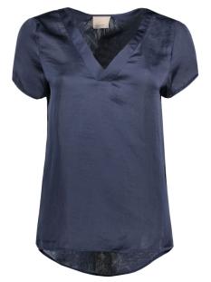 vmhammer cap sleeve midi top a 10165228 vero moda t-shirt navy blazer