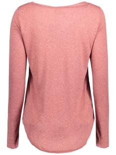 vmlua ls top noos 10158658 vero moda t-shirt mesa rose
