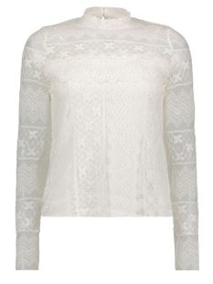 Vila Blouses VIGIPA L/S TOP 14040284 Snow White