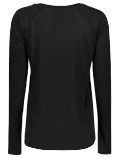 onlwander l/s photo top box jrs 15126882 only t-shirt black/wanderflor