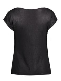 objvirgo s/s top 23023540 object t-shirt black